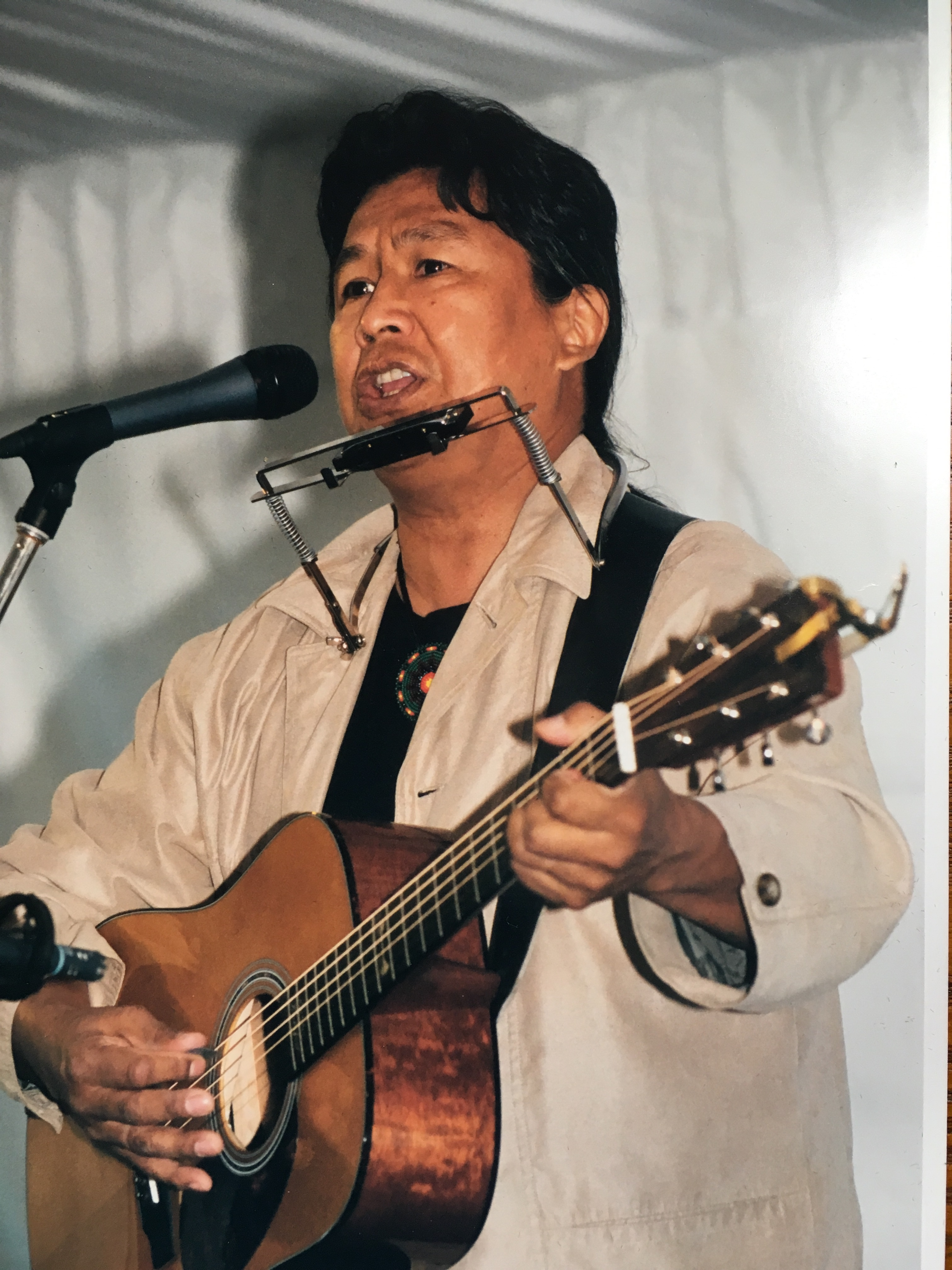 36. Stephen Kakfwi Dene Politican Singer and Statesman He was Radical but he was Right